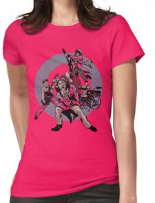 The WHOs Womens Fitted T-Shirt