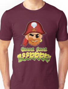 Beer Pirate Unisex T-Shirt