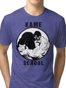 Kame School Tri-blend T-Shirt