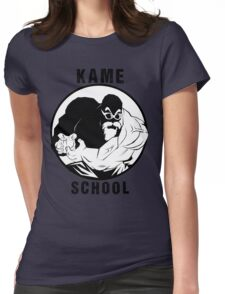 Kame School Womens Fitted T-Shirt