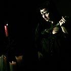 La femme avec le poignard IV by ARTistCyberello