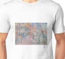 Arriving on Canal Street Unisex T-Shirt