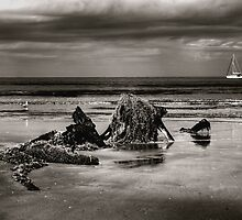 Shipwrecked, Lossiemouth by bigredt