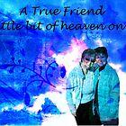 FRIENDS: A Little Bit of Heaven on Earth by Charldia