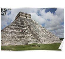 Chichen Itza Mexico Poster