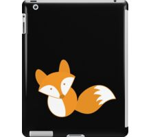 simple FOX iPad Case/Skin