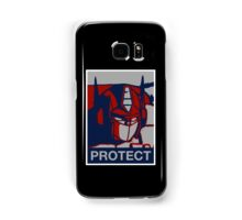 Optimus Prime - Protect Samsung Galaxy Case/Skin