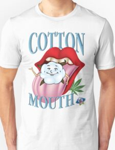 Marijuana Cotton Mouth T-Shirt T-Shirt