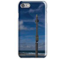 ocean baths blues iPhone Case/Skin