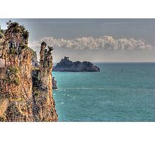 The Blessed Mother On The Amalfi Coast Photographic Print