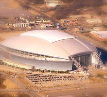 Cowboy Stadium by huskerbaybies05