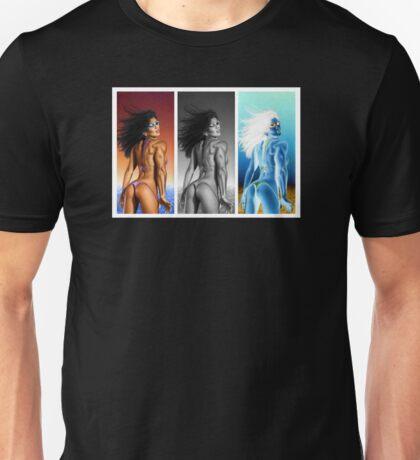 Triple brazilian Unisex T-Shirt