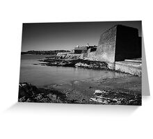 Charles Fort Greeting Card