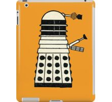 Antique Alien No.1 iPad Case/Skin