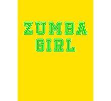 Zumba T-Shirt - Dance Clothing Photographic Print