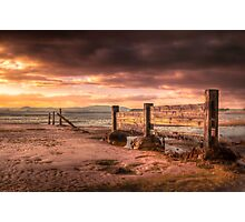 The Fence Photographic Print