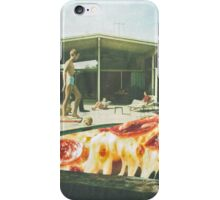 Pizza pool iPhone Case/Skin