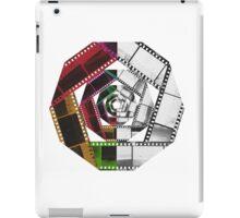 Color & Monochrome  iPad Case/Skin
