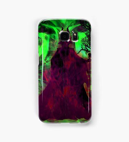 Eye of Maleficent Samsung Galaxy Case/Skin
