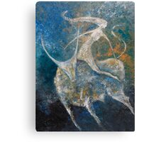 EUROPA AND THE BULL Canvas Print