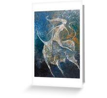 EUROPA AND THE BULL Greeting Card