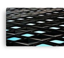 Cube Pools Canvas Print