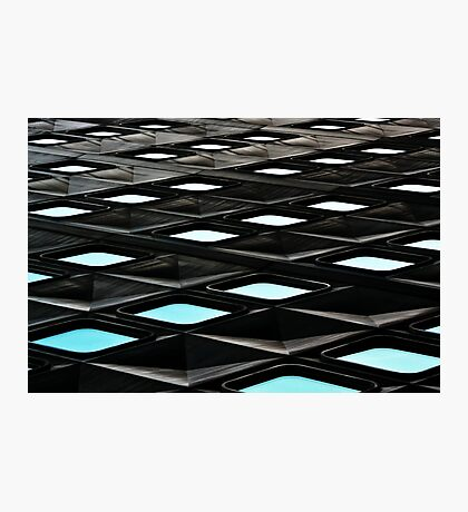Cube Pools Photographic Print