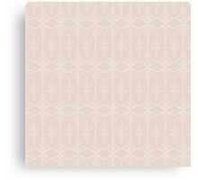 Seamless vintage background Canvas Print