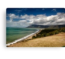 Tropical Coastlines  Canvas Print