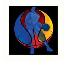 Eurobasket Art Print