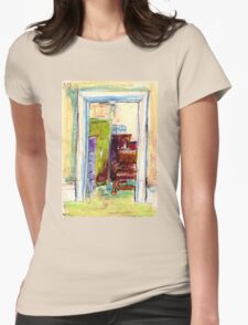 Cathy's Room Womens Fitted T-Shirt