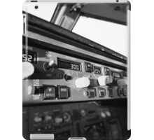 The autopilot iPad Case/Skin