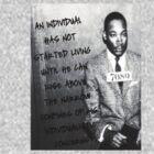 MLK Jr by dabear