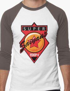 Super Saiyans Baseball Men's Baseball ¾ T-Shirt