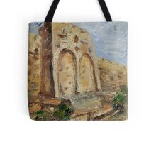 The Gates of Mercy and Truth Tote Bag