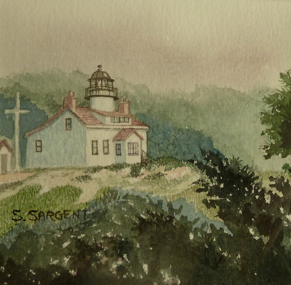 Point Pinos #2 by Sally Sargent