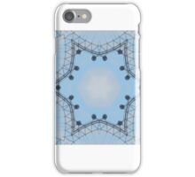 Wire Stars iPhone Case/Skin