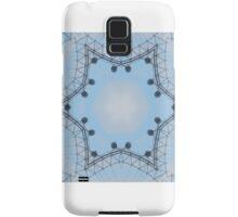 Wire Stars Samsung Galaxy Case/Skin