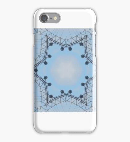 Wire Stars iPhone Case/Skin