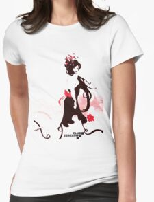 lily Womens Fitted T-Shirt