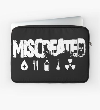Miscreated Design 2 Black (Official) Laptop Sleeve