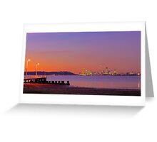 Perth - Western Australia  Greeting Card