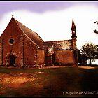 Chapelle de Saint-Cado, Bretagne by Franz Roth