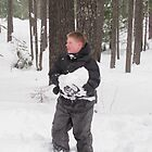 """My Snow Balls the BIGGEST!!! by Christina Herbert"