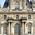 Louvre - Pavillon Turgot by Amir Youssef