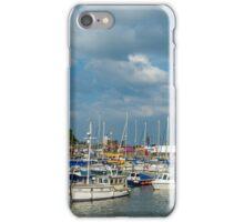Ilfracombe Harbour North Devon iPhone Case/Skin