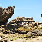 Rock Formations - Roadnight Beach by EmmaG93
