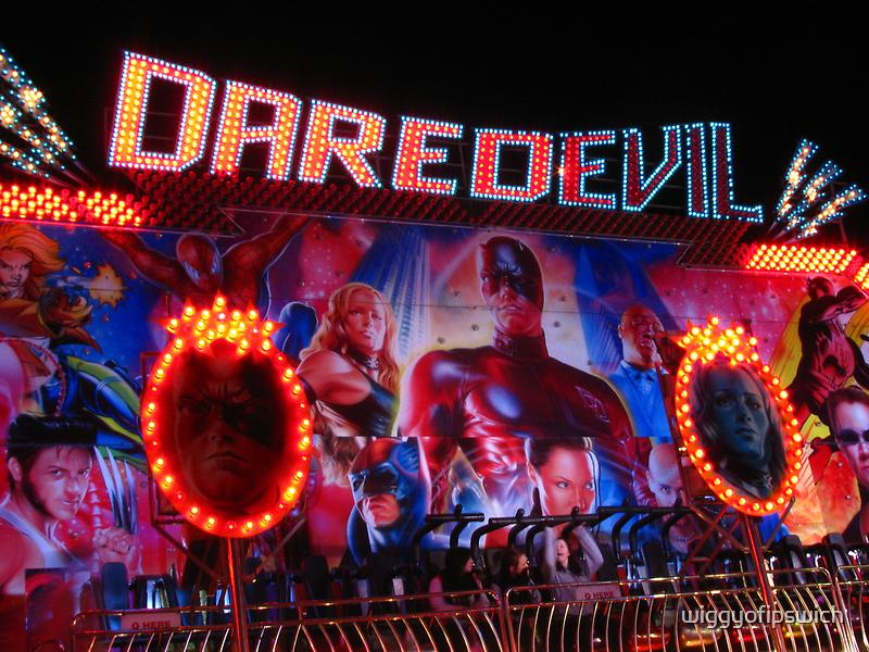 Daredevil  by wiggyofipswich
