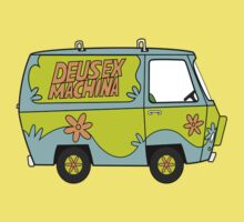 Deus Ex (Mystery) Machina Kids Clothes