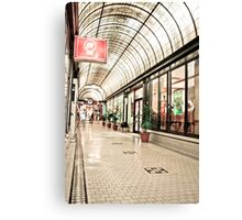 Cathedral Arcade, Melbourne Canvas Print